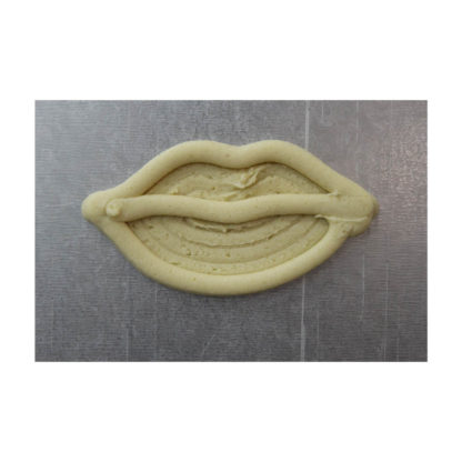 Enigma Lips Cookie